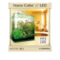 Nano Cube 10 LED (Complete PLUS) - Dennerle